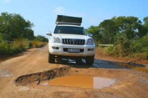 National Road, Mozambique