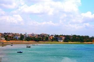 Mombasa's bay