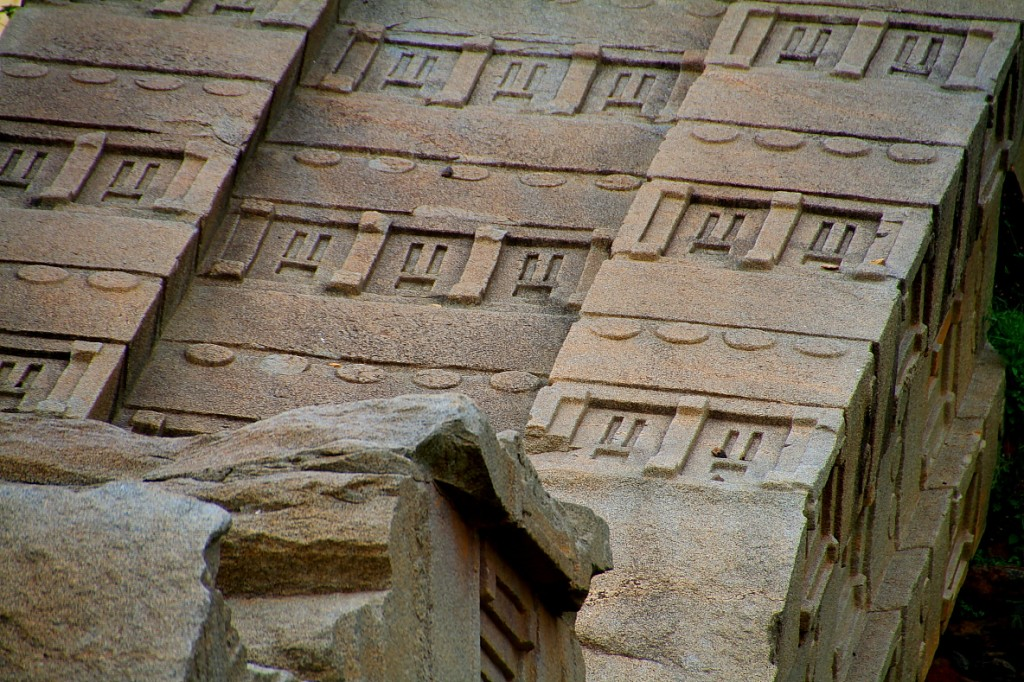 Aksum stelae