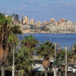 Alexandria's Corniche