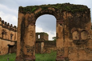 Fasilidas castles, Gondar