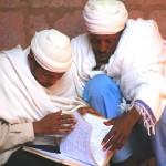 Lalibela priests