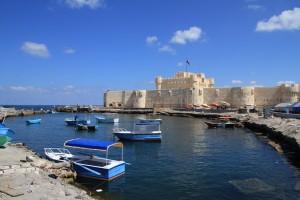 Quaytbay's Fortress, Alexandria
