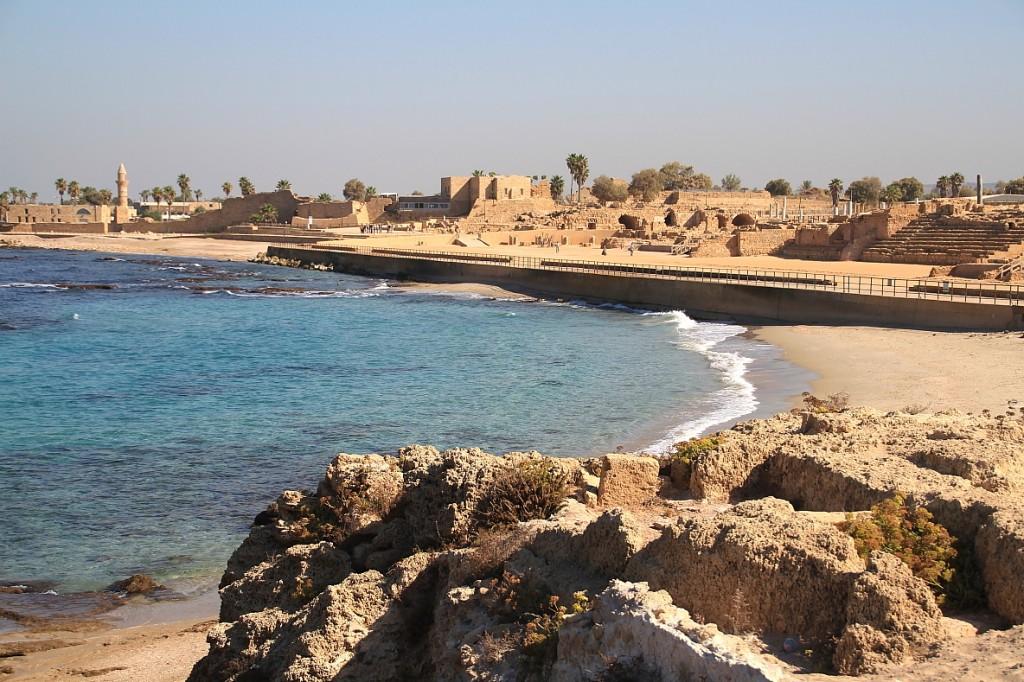 Herod's Caesarea
